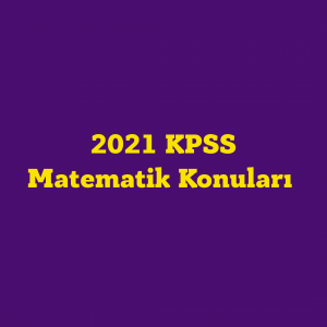 kpss-matematik