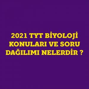 2021-tyt-biyoloji-konulari