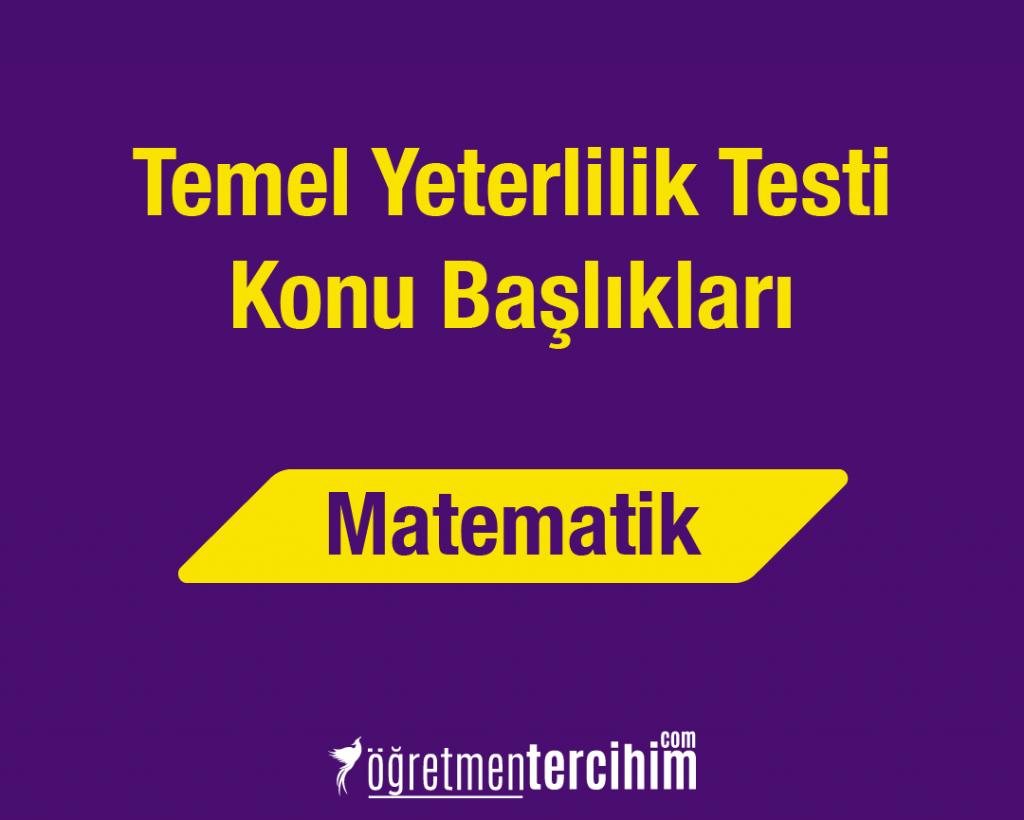 tyt-matematik