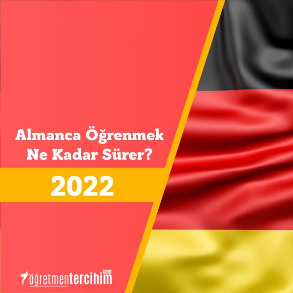 Almanca öğrenmek ne kadar sürer? İpuçları