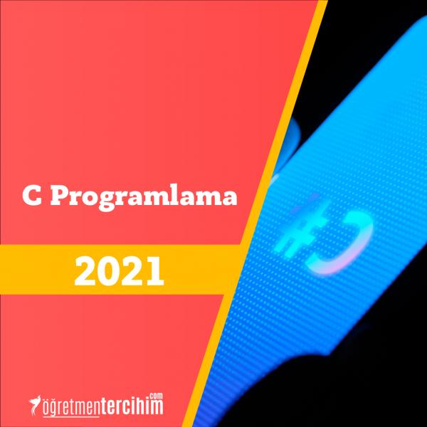 C Programlama Dili Nedir? Nasıl Öğrenilir?  Temel Kavramlar