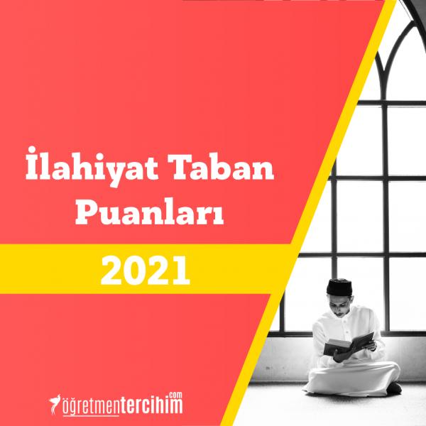 İlahiyat Taban Puanları 2021 ve Sıralamaları